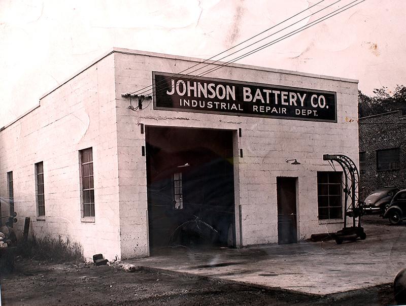 Industrial Repair Shop – Atlanta, GA (1947)