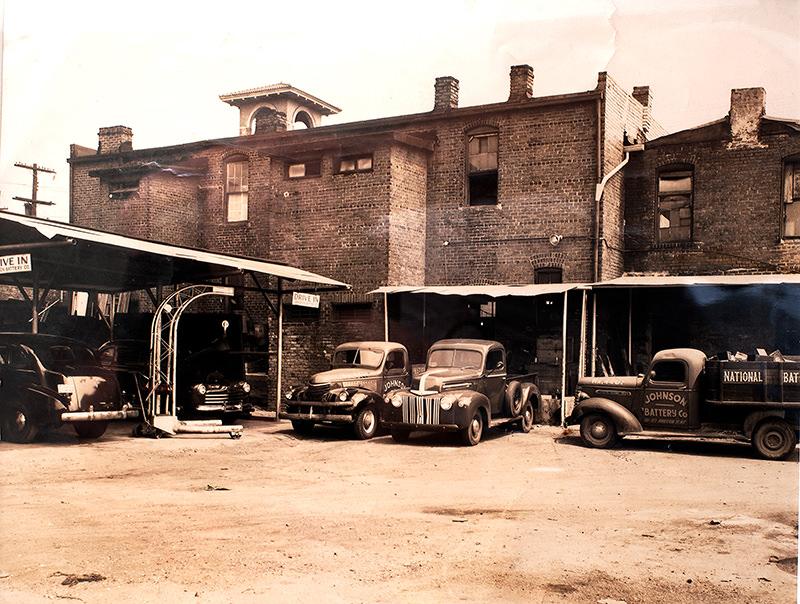 Johnson Battery – Atlanta, GA (1941)